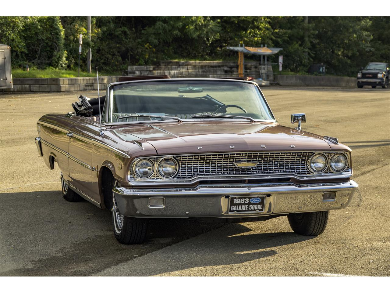 Large Picture of '63 Galaxie 500 XL - $34,500.00 - ORPQ