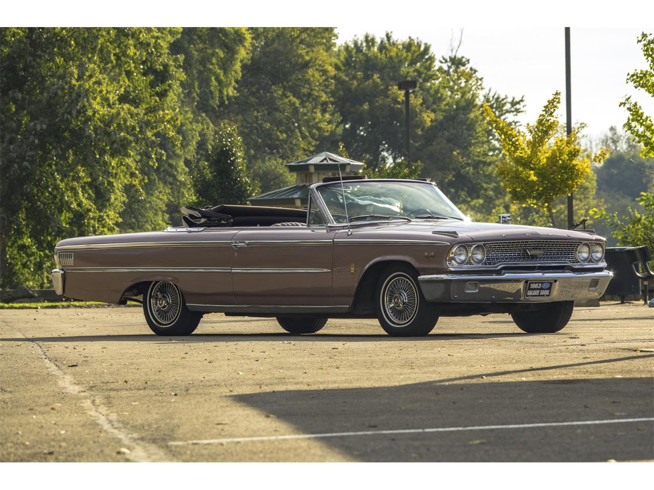 Large Picture of Classic '63 Galaxie 500 XL - $34,500.00 Offered by Fort Pitt Classic Cars - ORPQ
