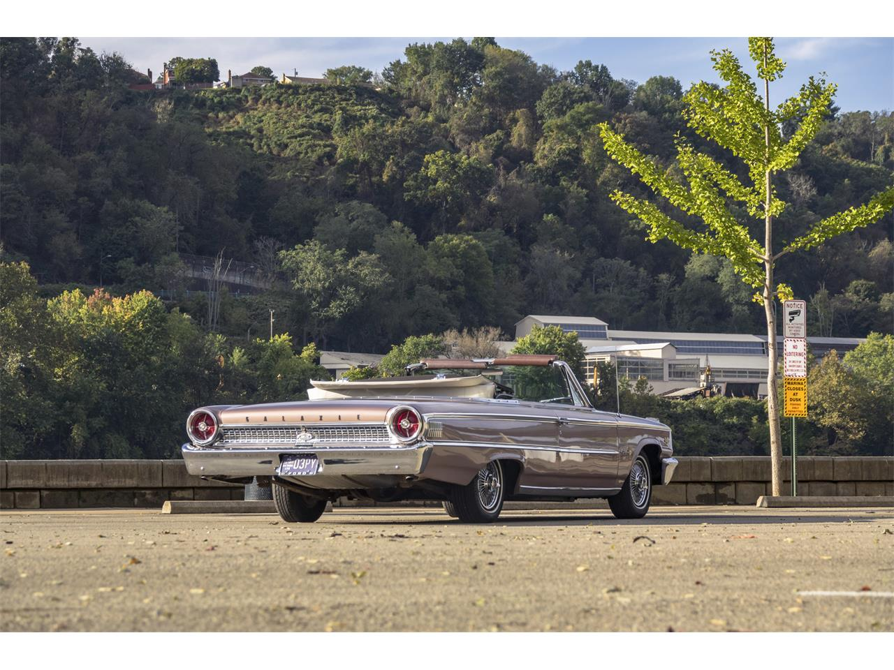 Large Picture of Classic 1963 Ford Galaxie 500 XL located in Pennsylvania - $34,500.00 - ORPQ
