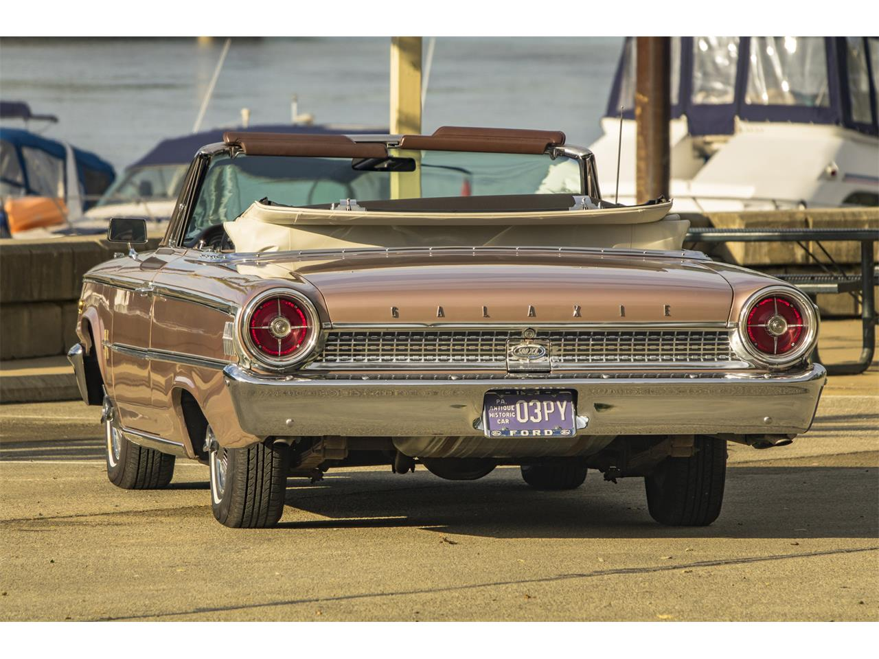 Large Picture of Classic 1963 Galaxie 500 XL - $34,500.00 Offered by Fort Pitt Classic Cars - ORPQ