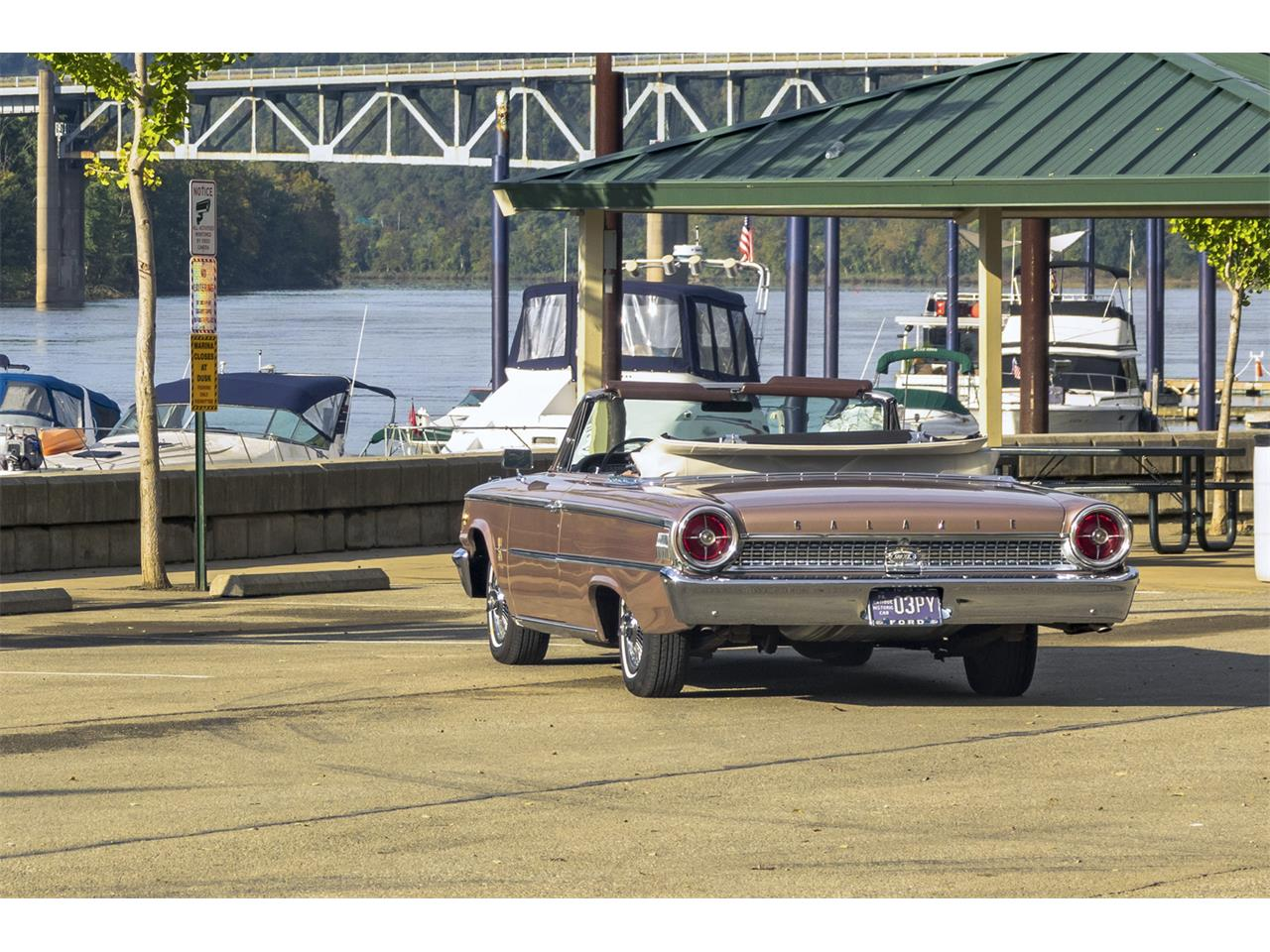 Large Picture of '63 Galaxie 500 XL located in Sharpsburg Pennsylvania - ORPQ