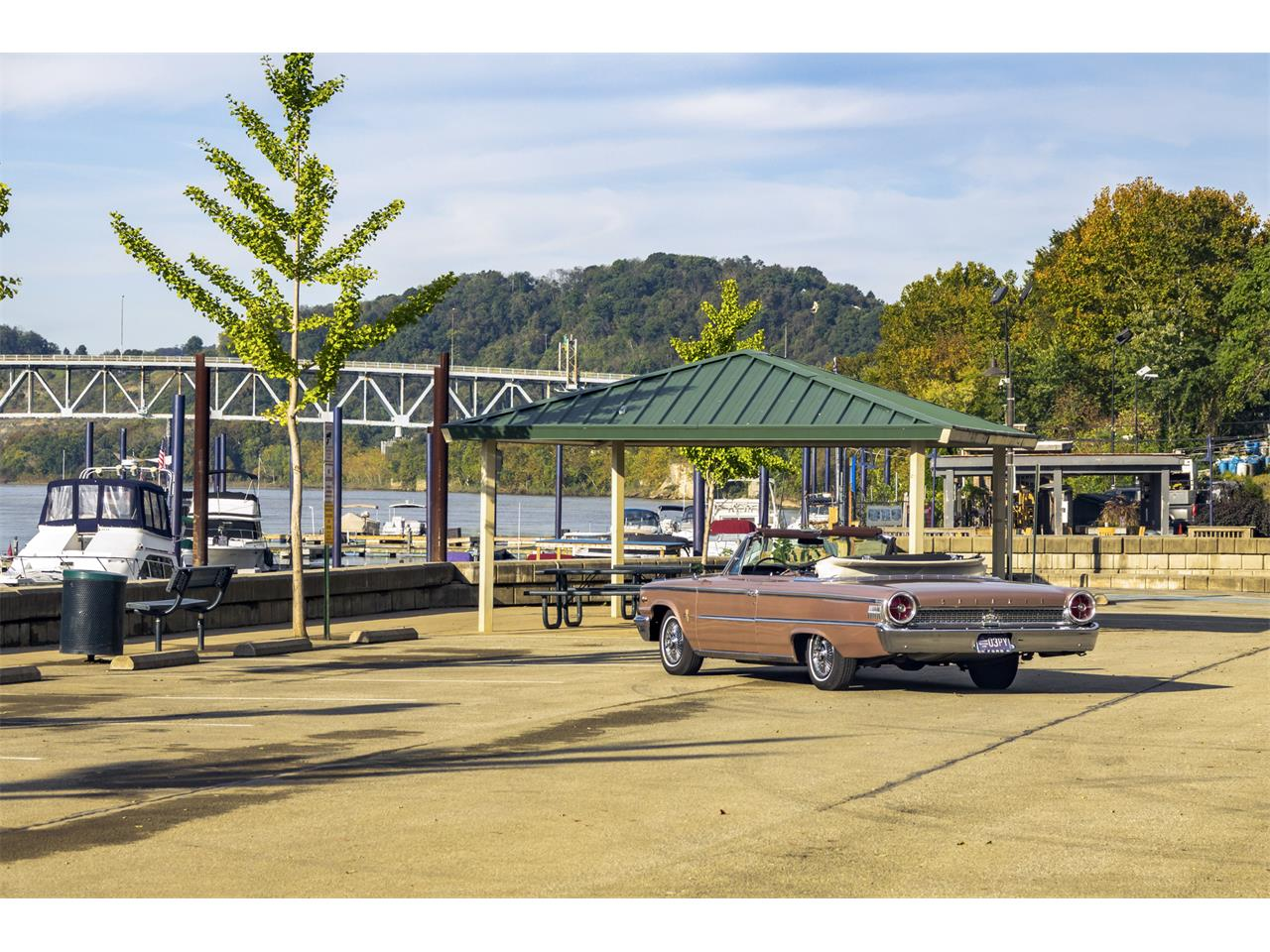 Large Picture of Classic '63 Ford Galaxie 500 XL located in Pennsylvania - ORPQ