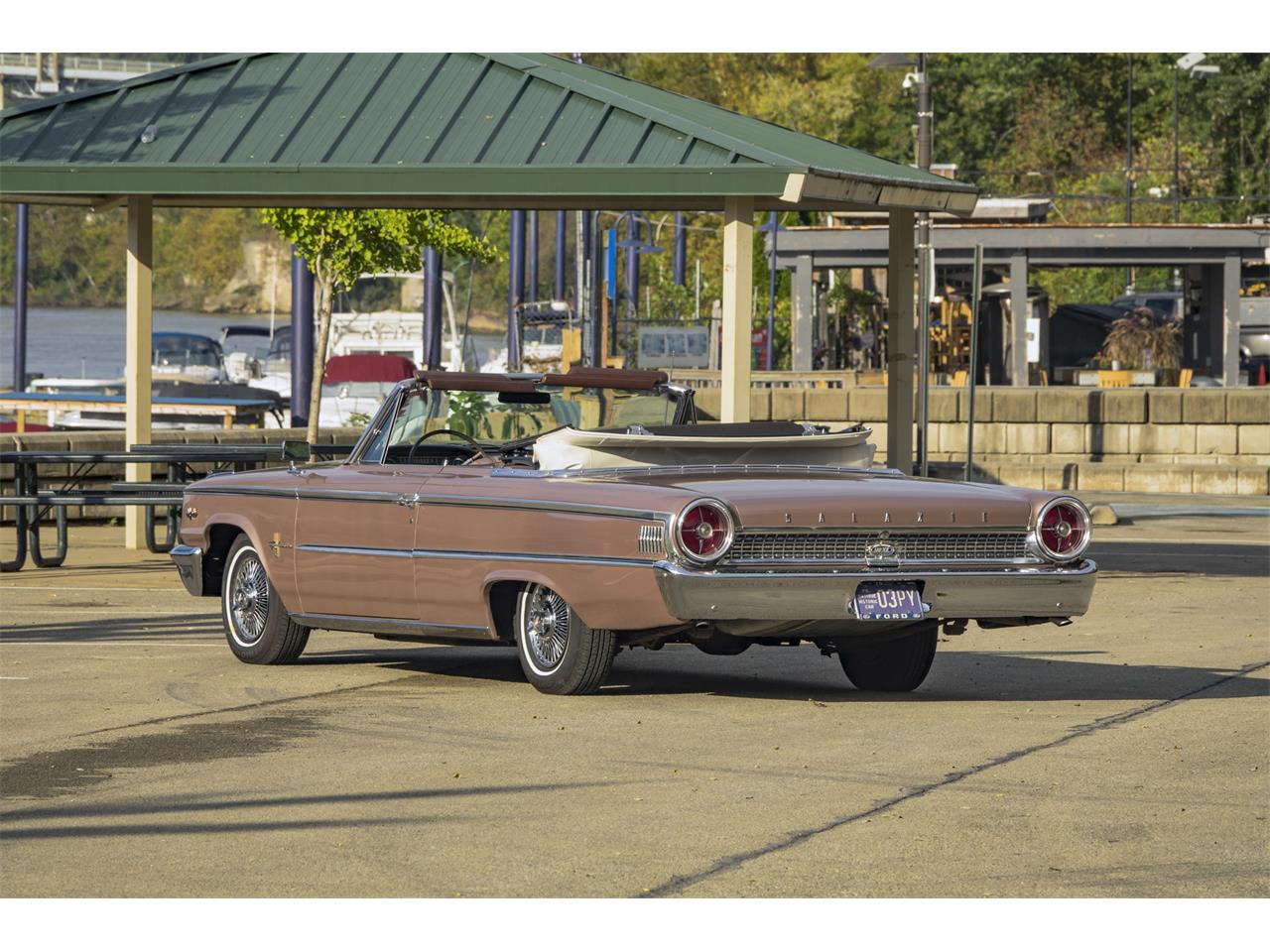 Large Picture of Classic 1963 Ford Galaxie 500 XL - $34,500.00 Offered by Fort Pitt Classic Cars - ORPQ