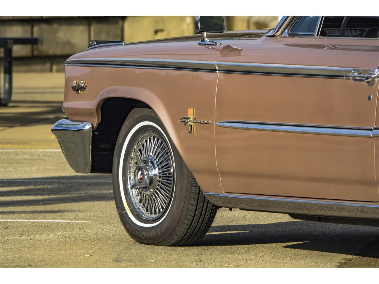 Large Picture of Classic '63 Ford Galaxie 500 XL - $34,500.00 Offered by Fort Pitt Classic Cars - ORPQ