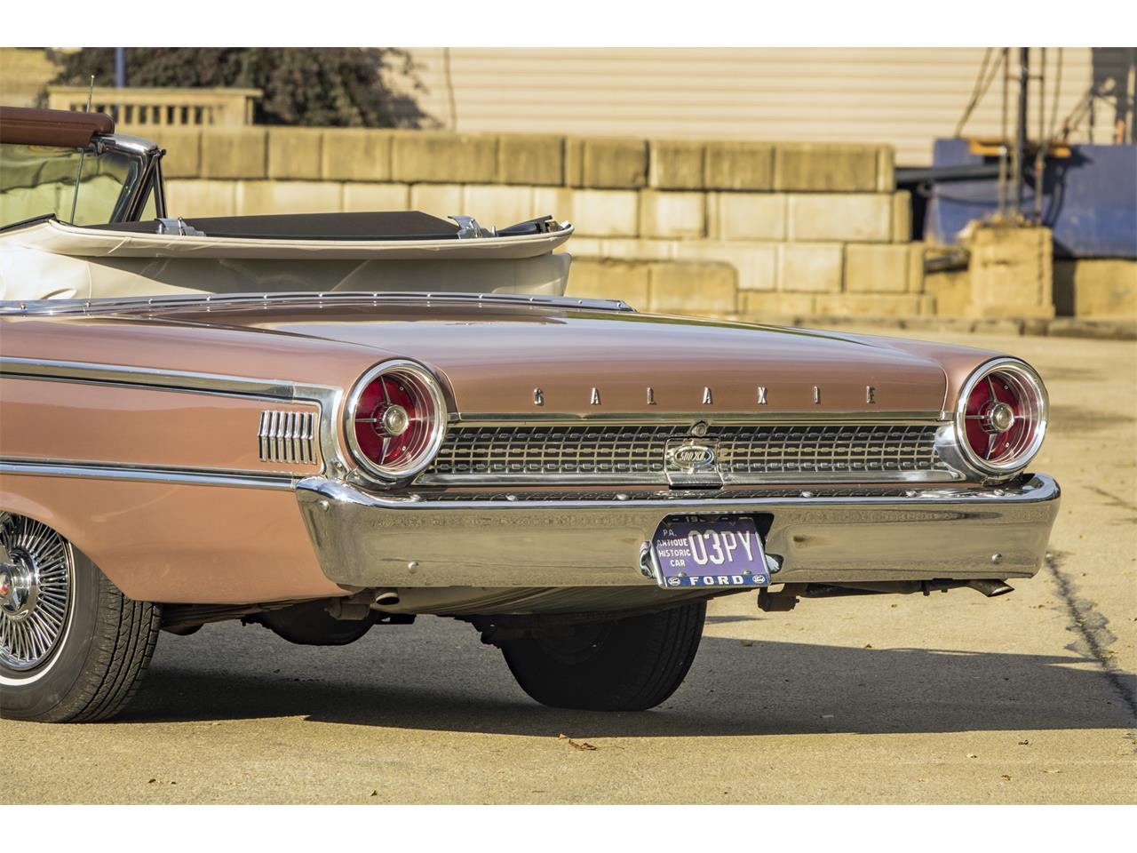 Large Picture of '63 Galaxie 500 XL located in Pennsylvania - $34,500.00 - ORPQ