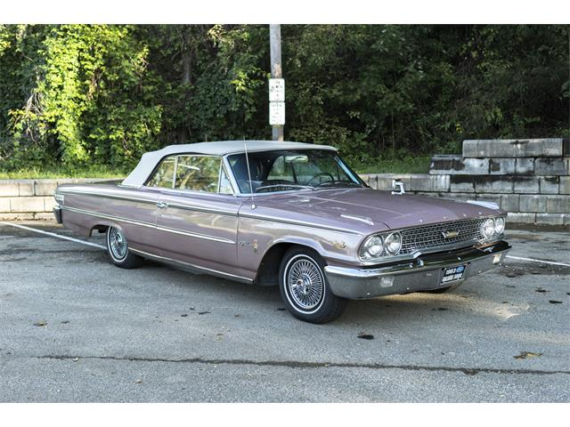 1963 ford galaxie 500 for sale on. Black Bedroom Furniture Sets. Home Design Ideas
