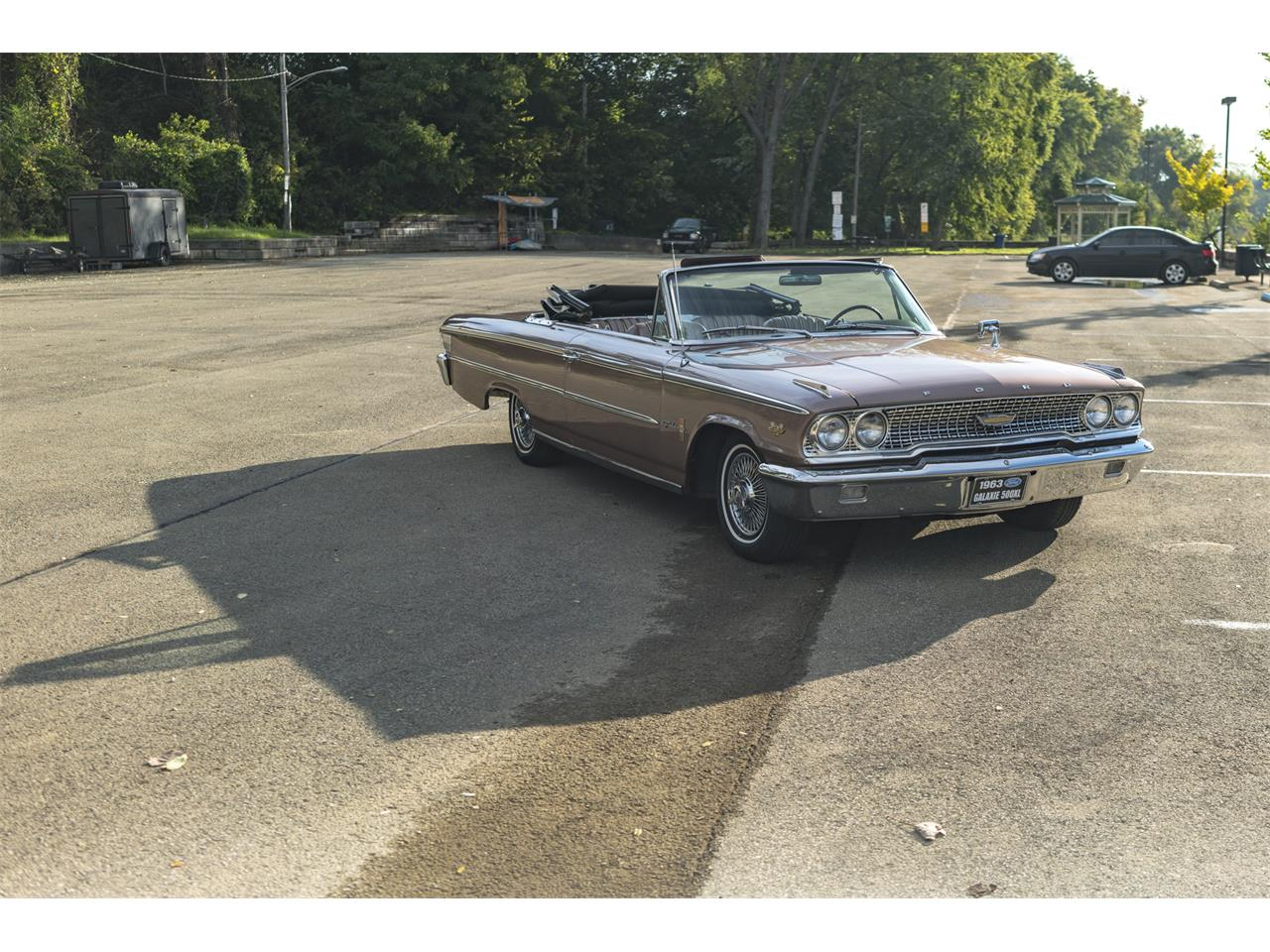 Large Picture of Classic '63 Ford Galaxie 500 XL located in Pennsylvania - $34,500.00 Offered by Fort Pitt Classic Cars - ORPQ