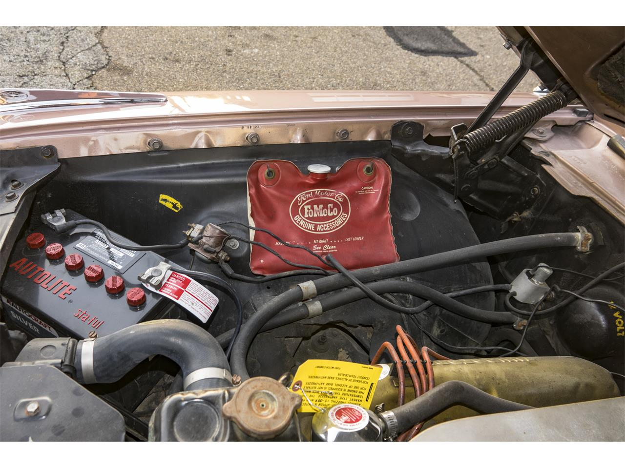 Large Picture of 1963 Ford Galaxie 500 XL - ORPQ