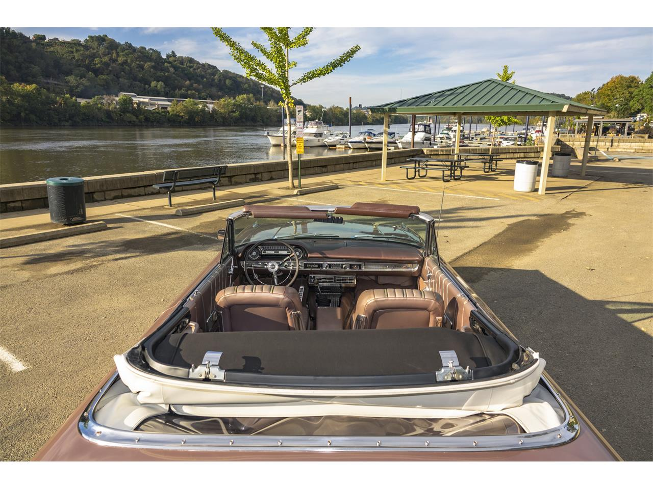 Large Picture of 1963 Ford Galaxie 500 XL Offered by Fort Pitt Classic Cars - ORPQ