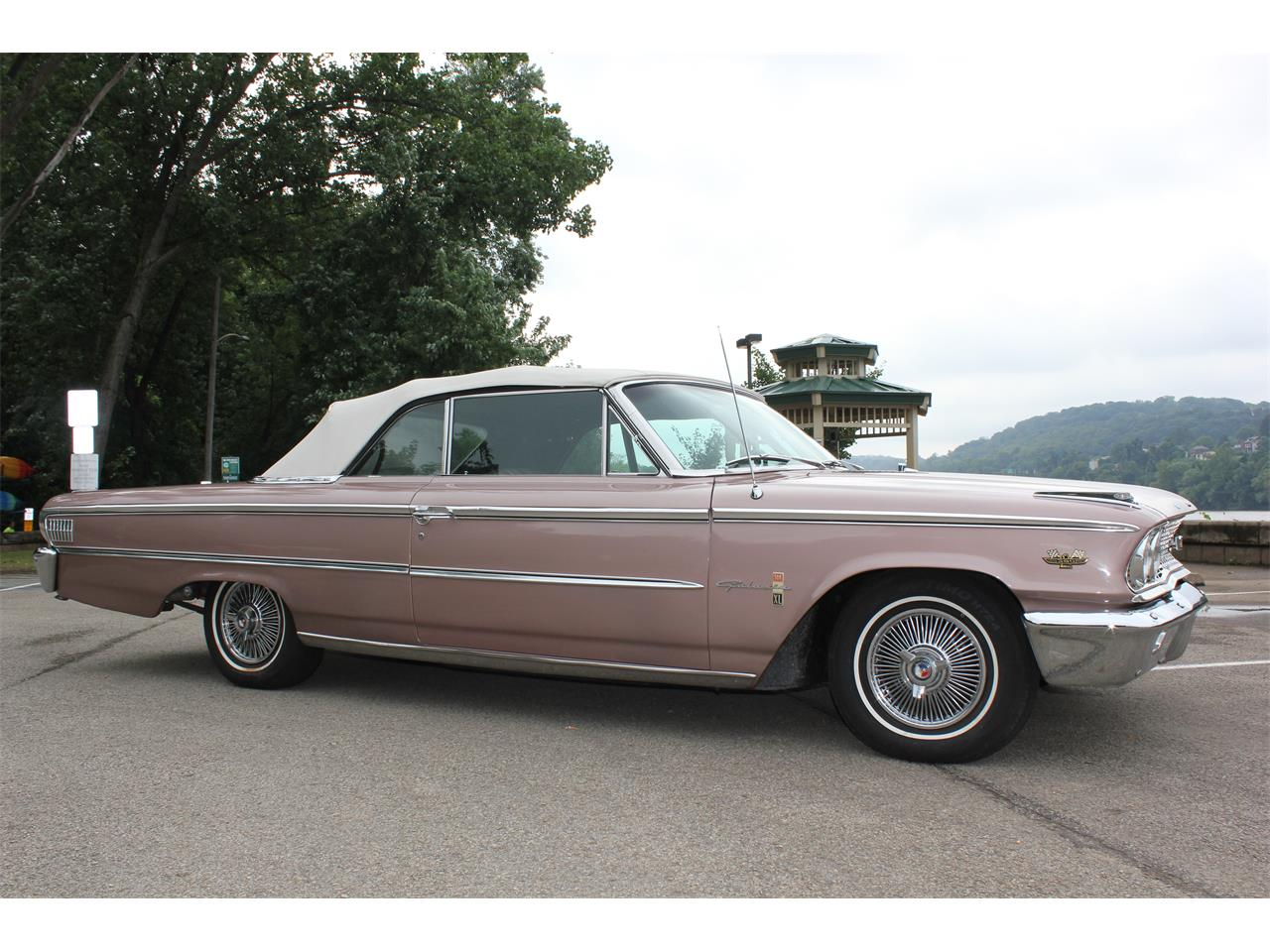 Large Picture of 1963 Ford Galaxie 500 XL - $34,500.00 Offered by Fort Pitt Classic Cars - ORPQ