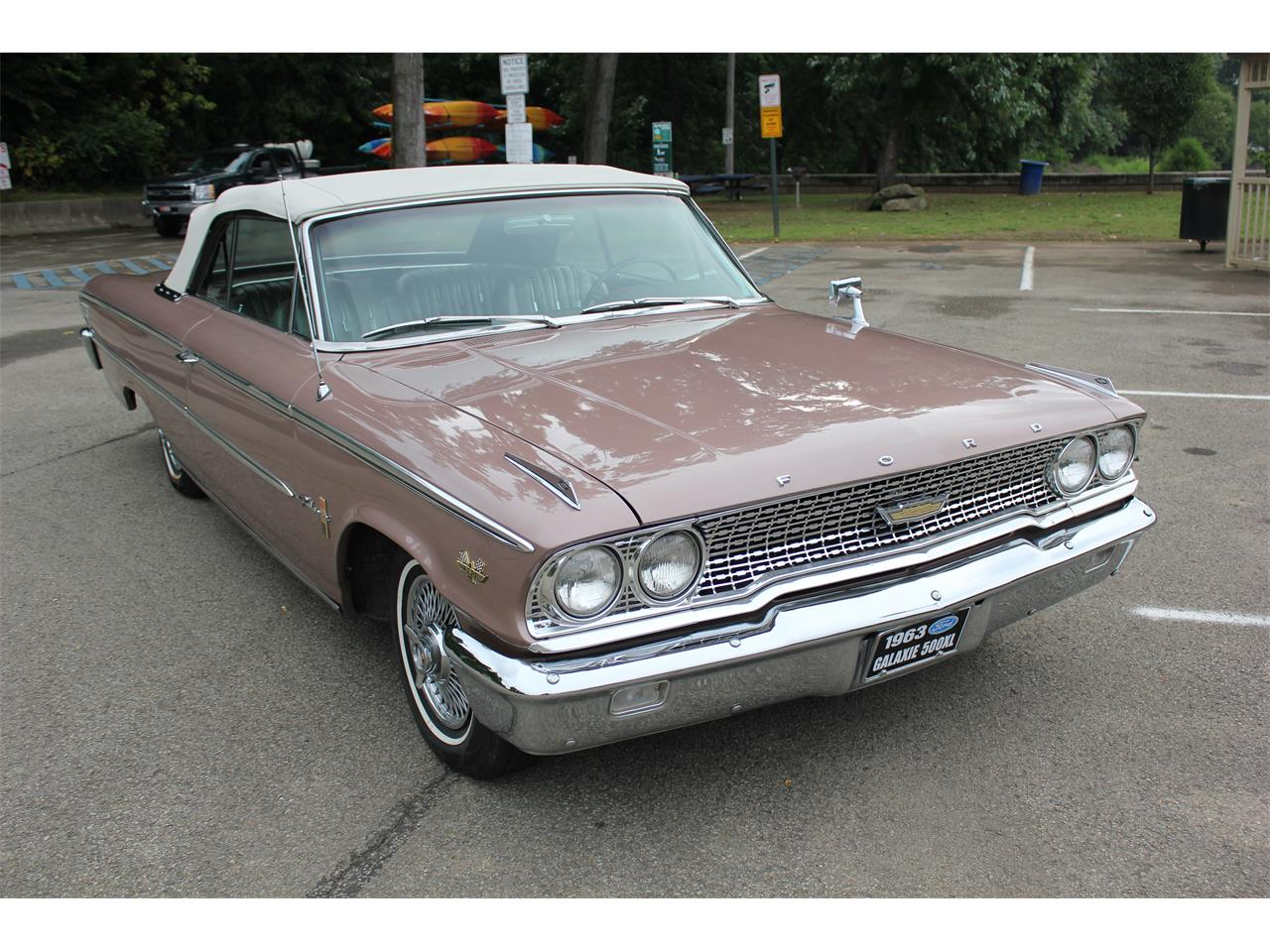 Large Picture of Classic '63 Ford Galaxie 500 XL located in Sharpsburg Pennsylvania - $34,500.00 Offered by Fort Pitt Classic Cars - ORPQ