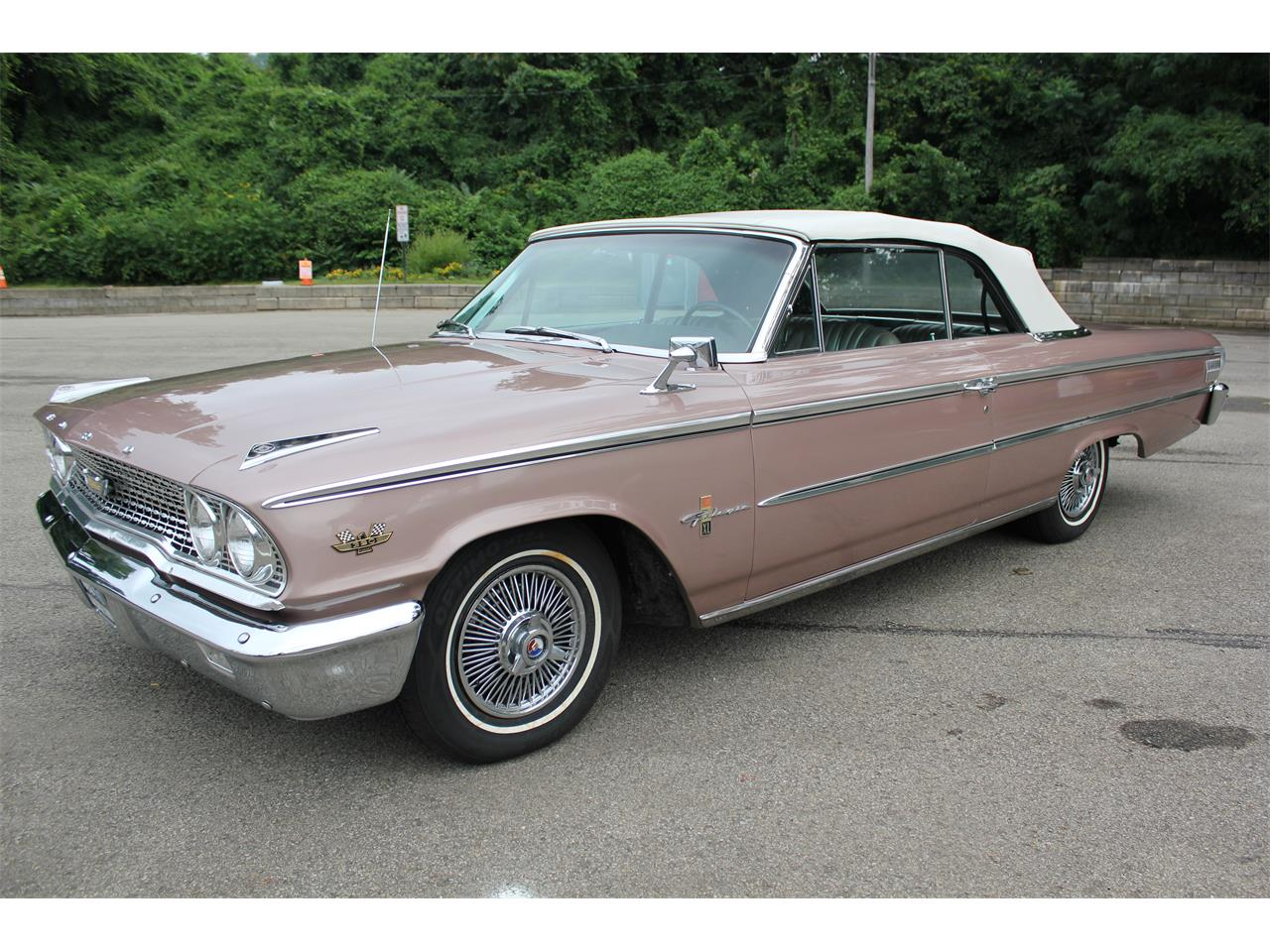 Large Picture of Classic 1963 Ford Galaxie 500 XL - $34,500.00 - ORPQ