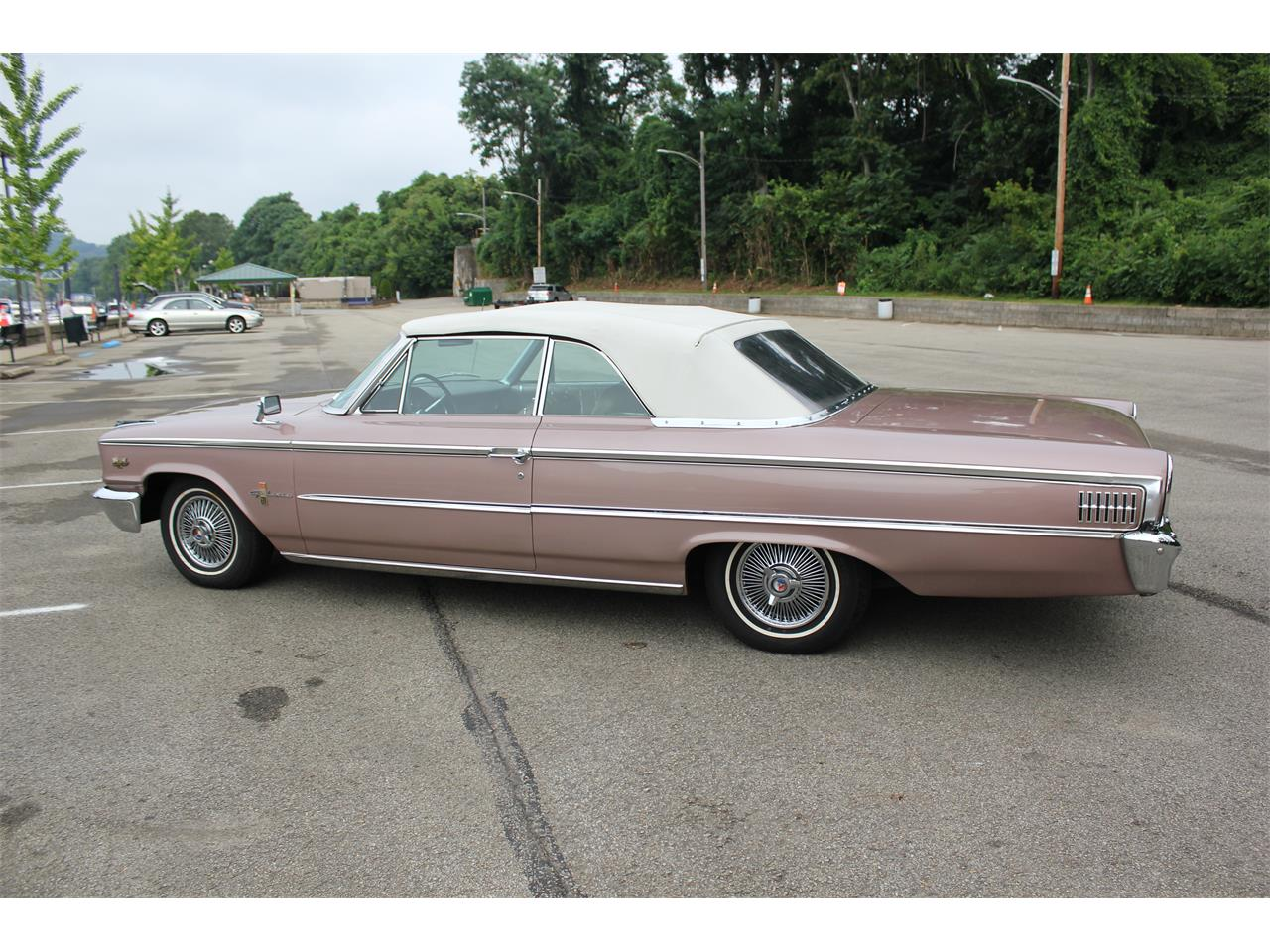 Large Picture of '63 Ford Galaxie 500 XL located in Sharpsburg Pennsylvania - ORPQ