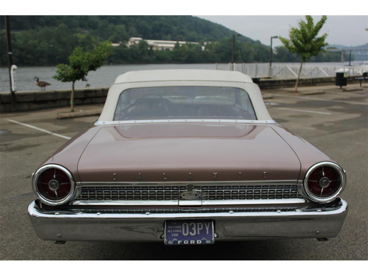 Large Picture of '63 Galaxie 500 XL - $34,500.00 Offered by Fort Pitt Classic Cars - ORPQ
