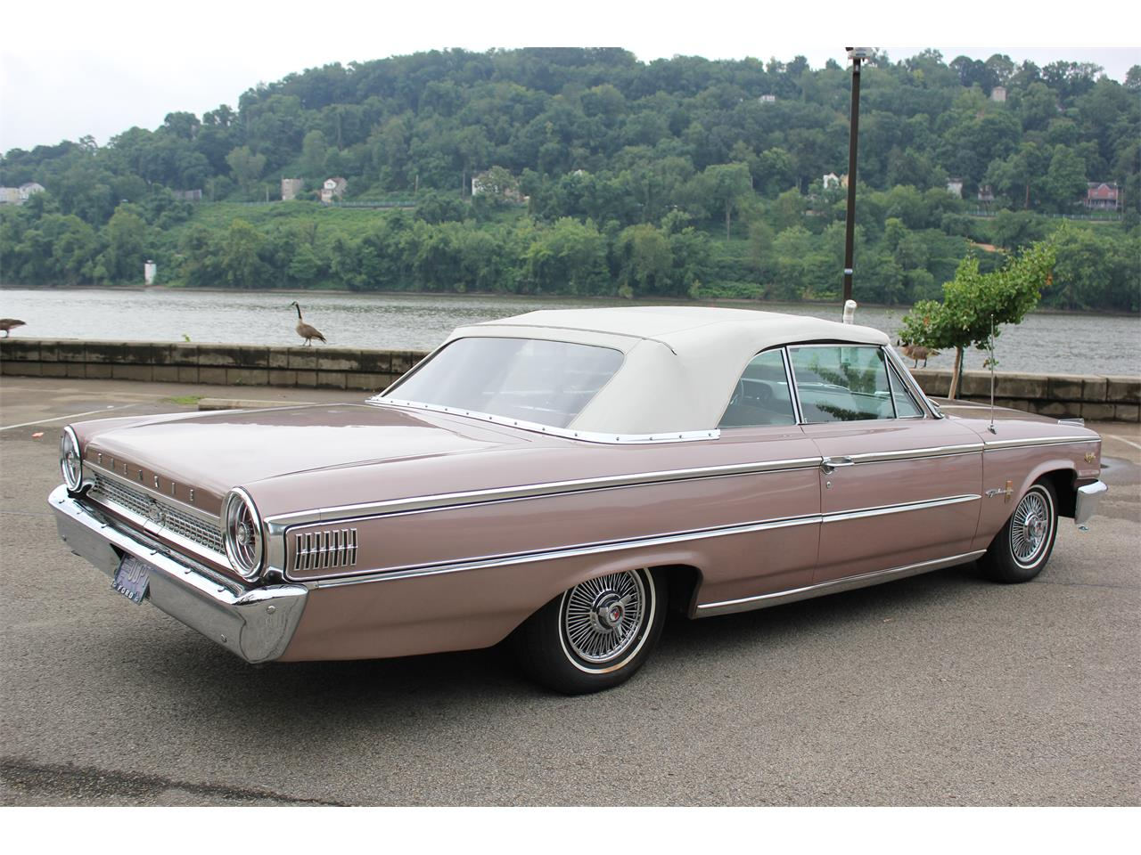 Large Picture of Classic 1963 Galaxie 500 XL located in Pennsylvania - ORPQ