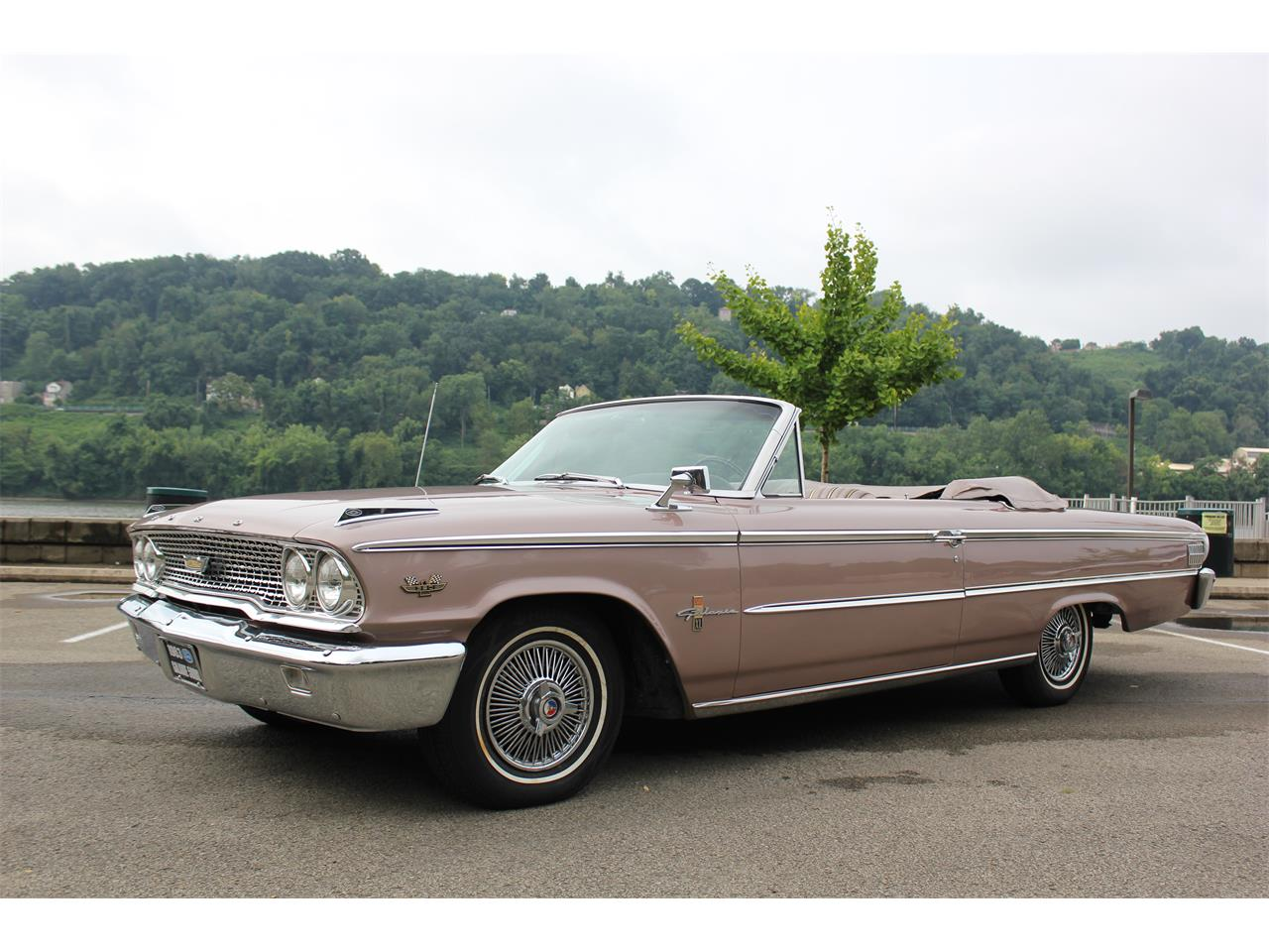 Large Picture of Classic 1963 Ford Galaxie 500 XL Offered by Fort Pitt Classic Cars - ORPQ