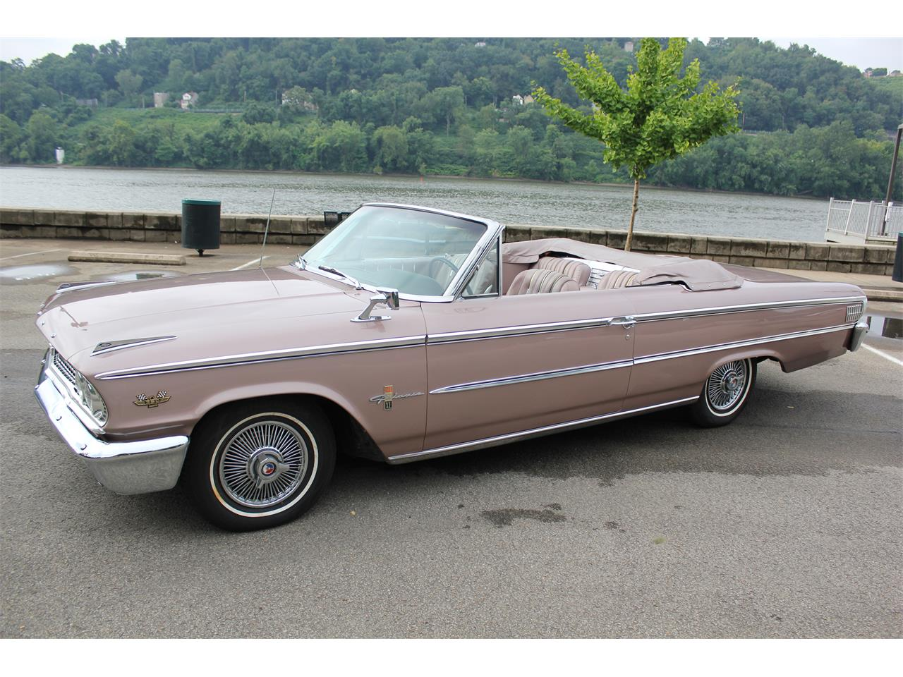 Large Picture of Classic '63 Ford Galaxie 500 XL located in Pennsylvania Offered by Fort Pitt Classic Cars - ORPQ