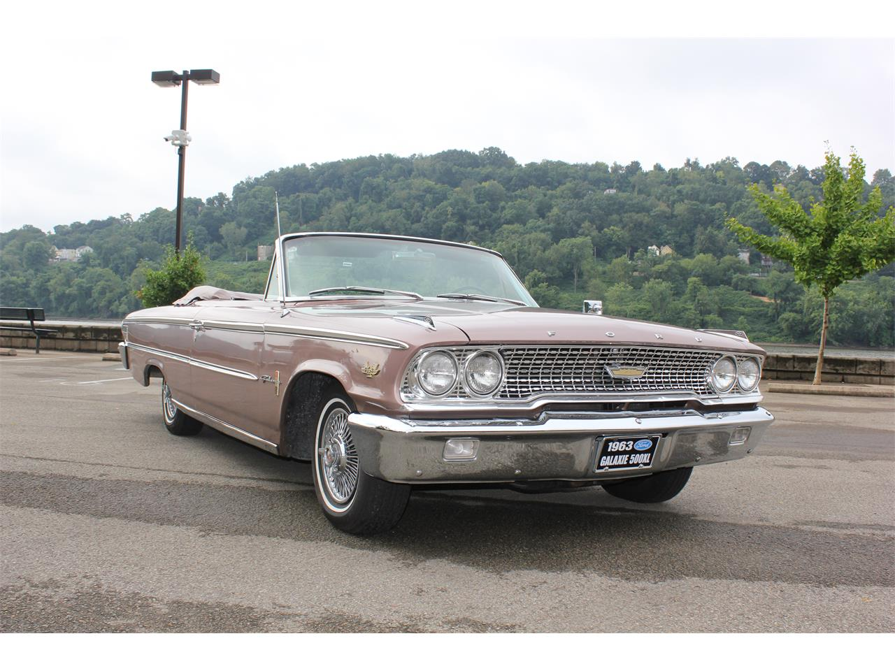 Large Picture of Classic 1963 Galaxie 500 XL - ORPQ