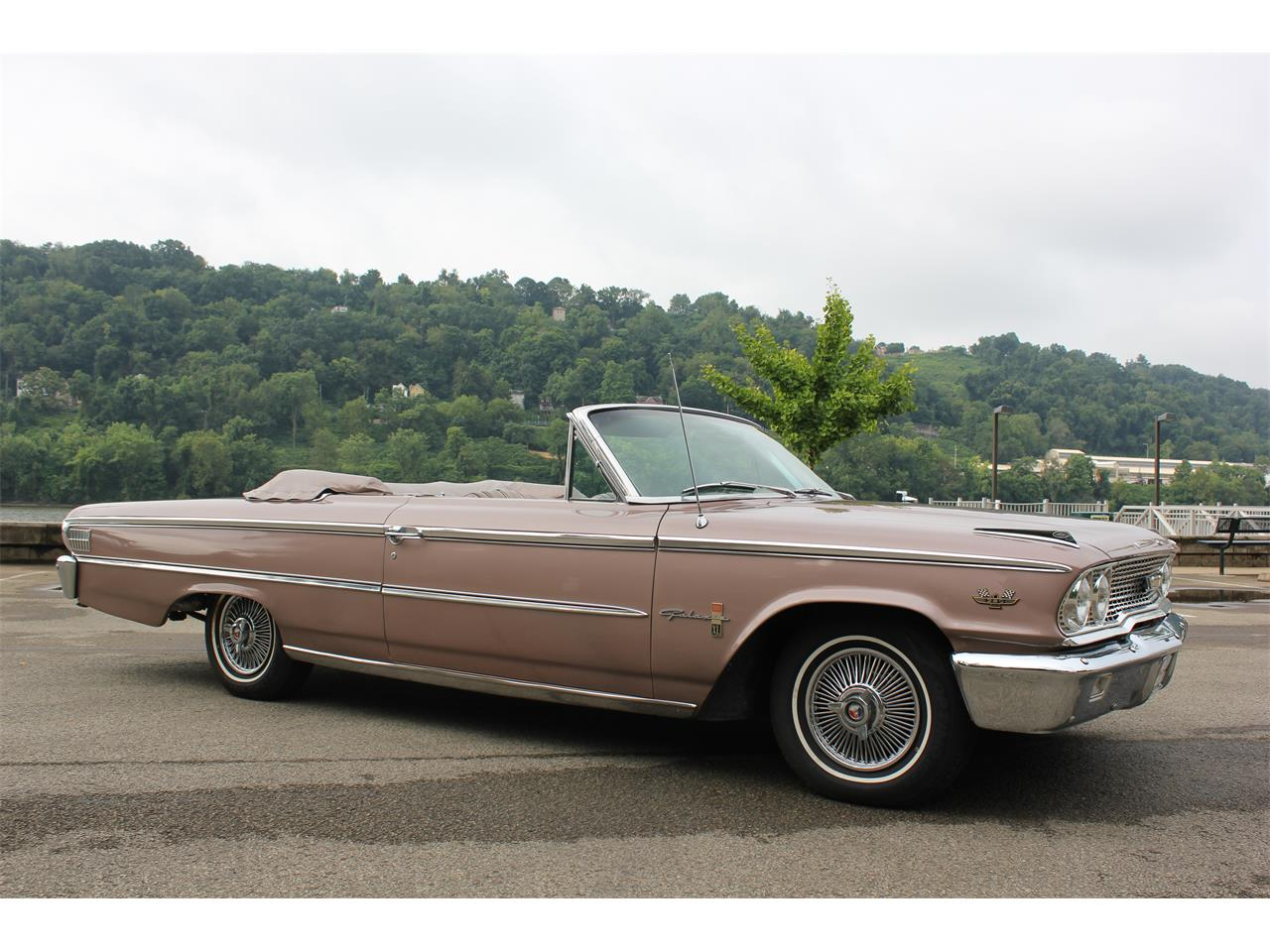 Large Picture of Classic '63 Galaxie 500 XL located in Sharpsburg Pennsylvania - $34,500.00 - ORPQ