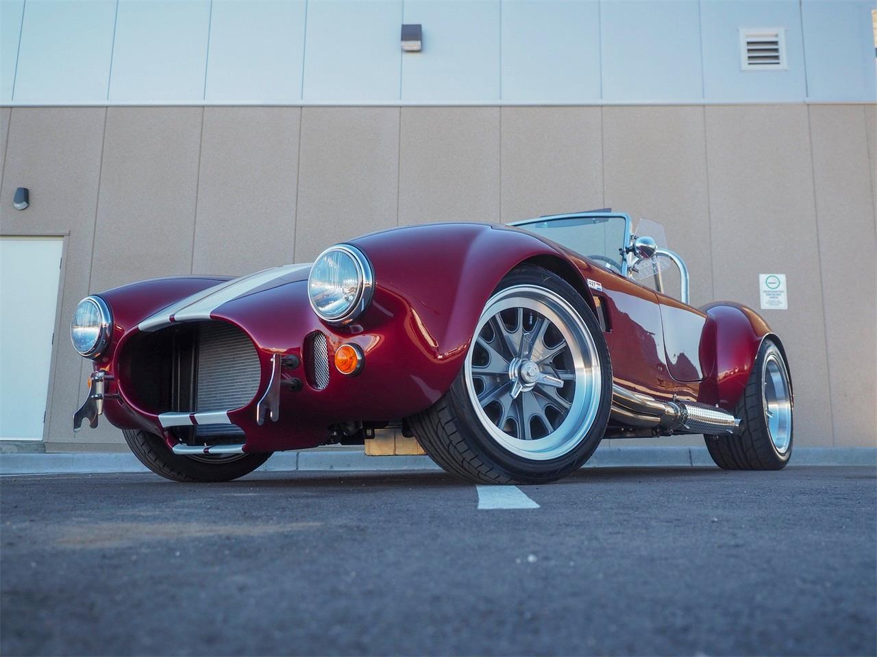 1965 backdraft racing roadster for sale