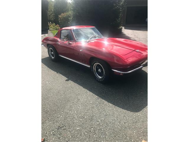 Picture of Classic 1966 Corvette Offered by a Private Seller - ORQC