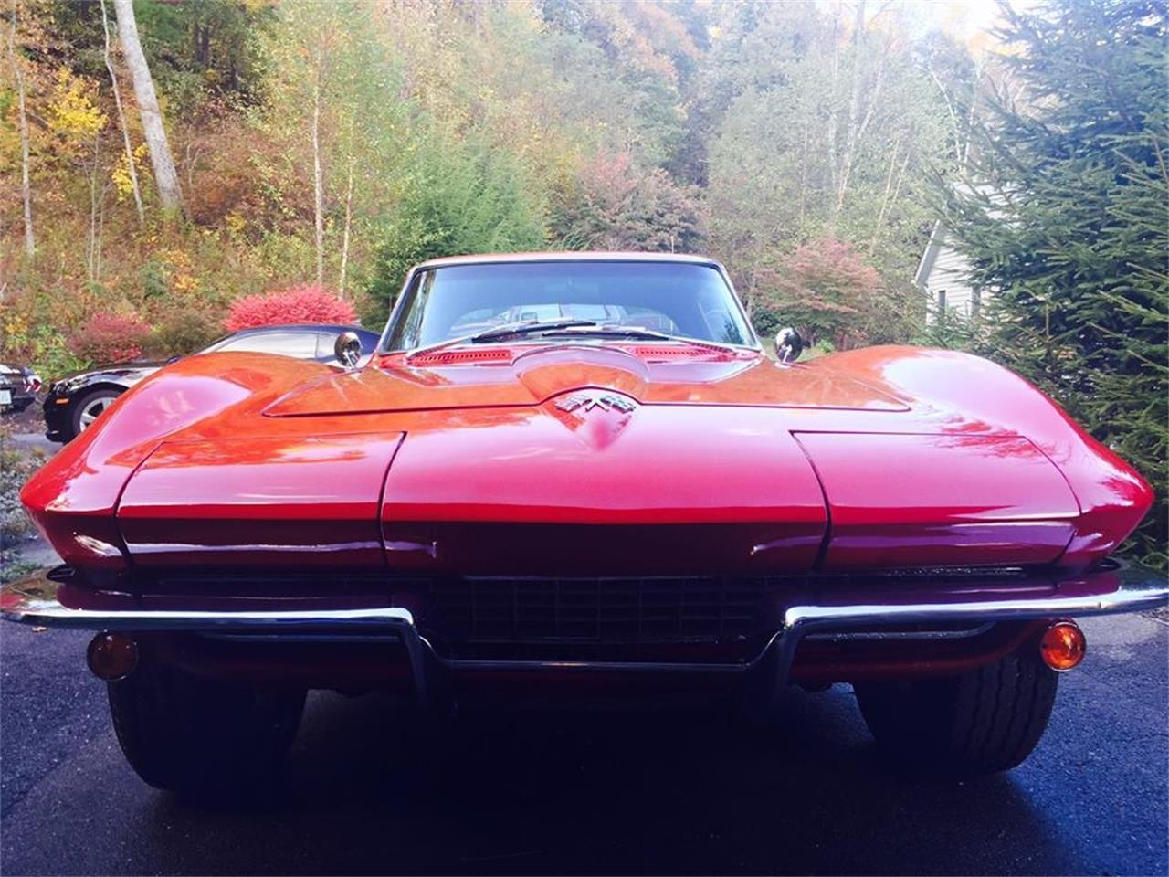 Large Picture of '66 Corvette - ORQC