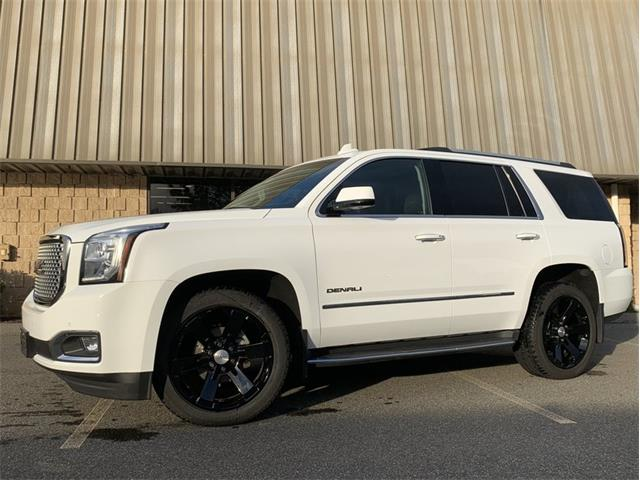 Picture of 2016 GMC Yukon located in Wallingford Connecticut Offered by  - ONE1