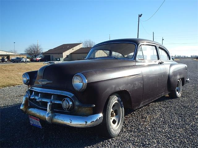 1952 To 1954 Chevrolet 210 For Sale On Classiccars