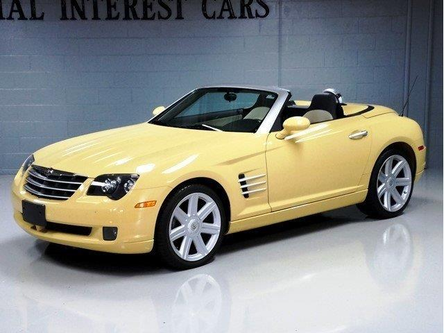 Picture of 2005 Chrysler Crossfire Offered by  - ORT4