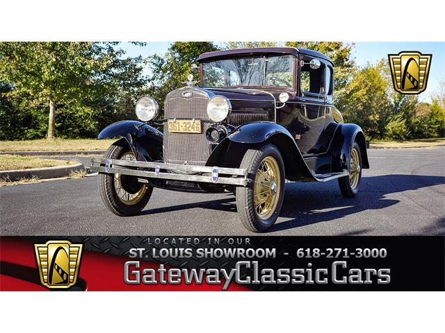 Picture of '31 Model A - ORTS