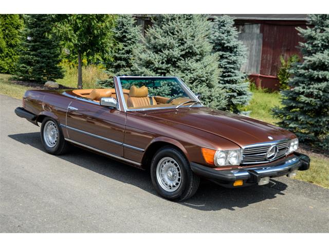 Picture of '78 450SL - ORVK