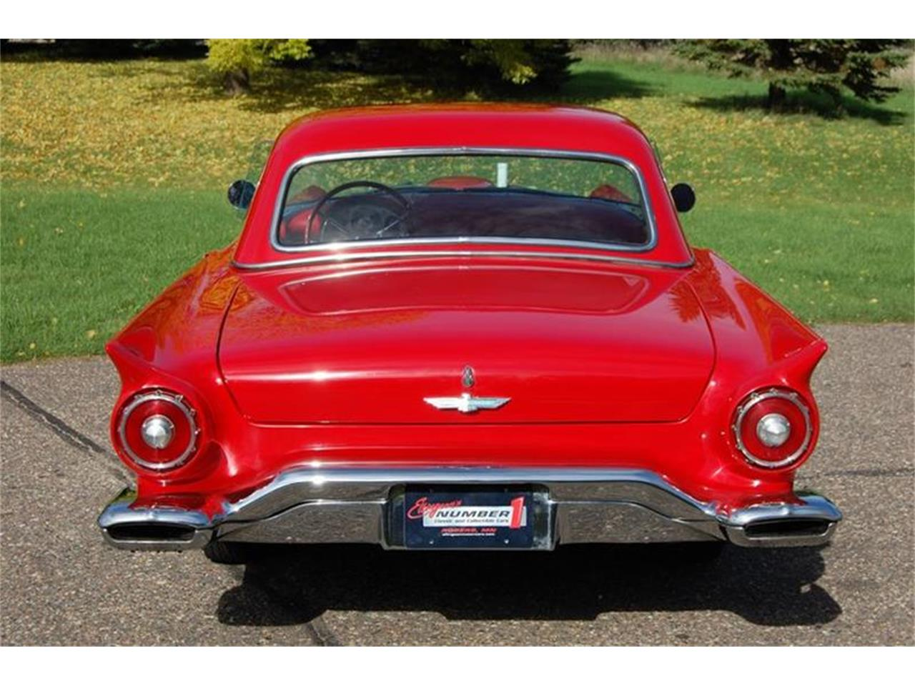 Large Picture of Classic 1957 Ford Thunderbird - $37,950.00 Offered by Ellingson Motorcars - ORW4