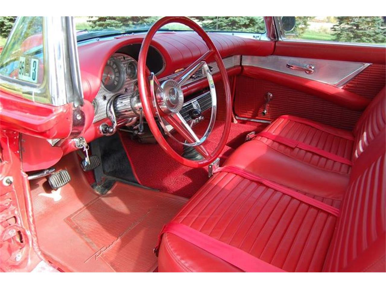 Large Picture of '57 Thunderbird - $37,950.00 Offered by Ellingson Motorcars - ORW4