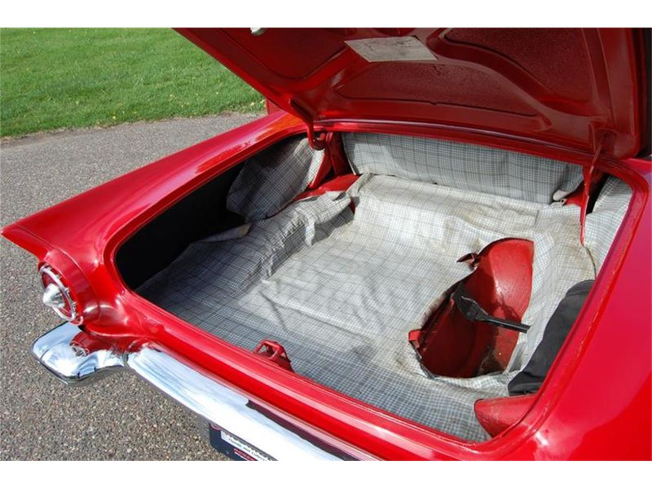 Large Picture of 1957 Ford Thunderbird located in Minnesota - ORW4