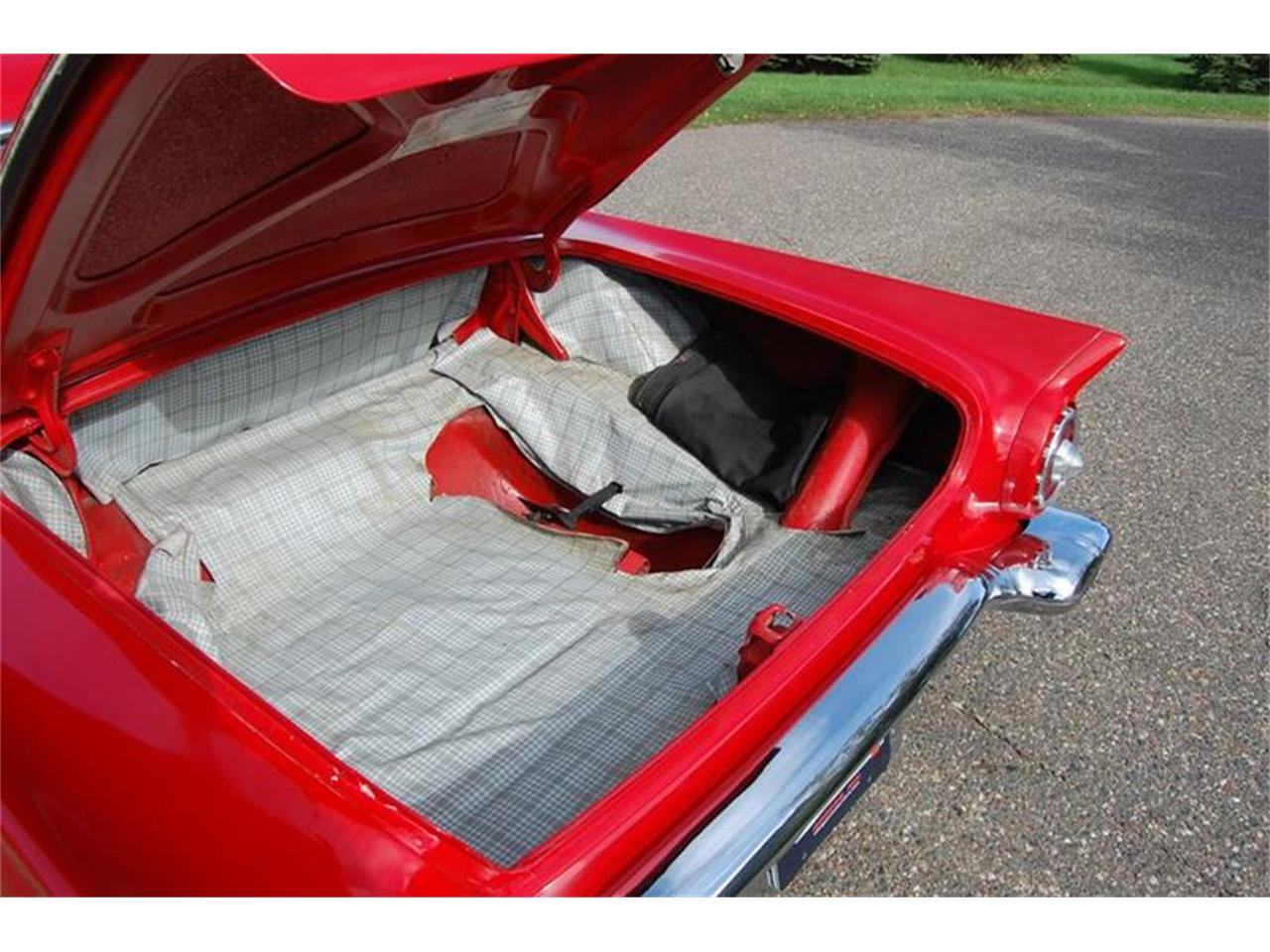 Large Picture of Classic 1957 Thunderbird located in Minnesota - $37,950.00 - ORW4
