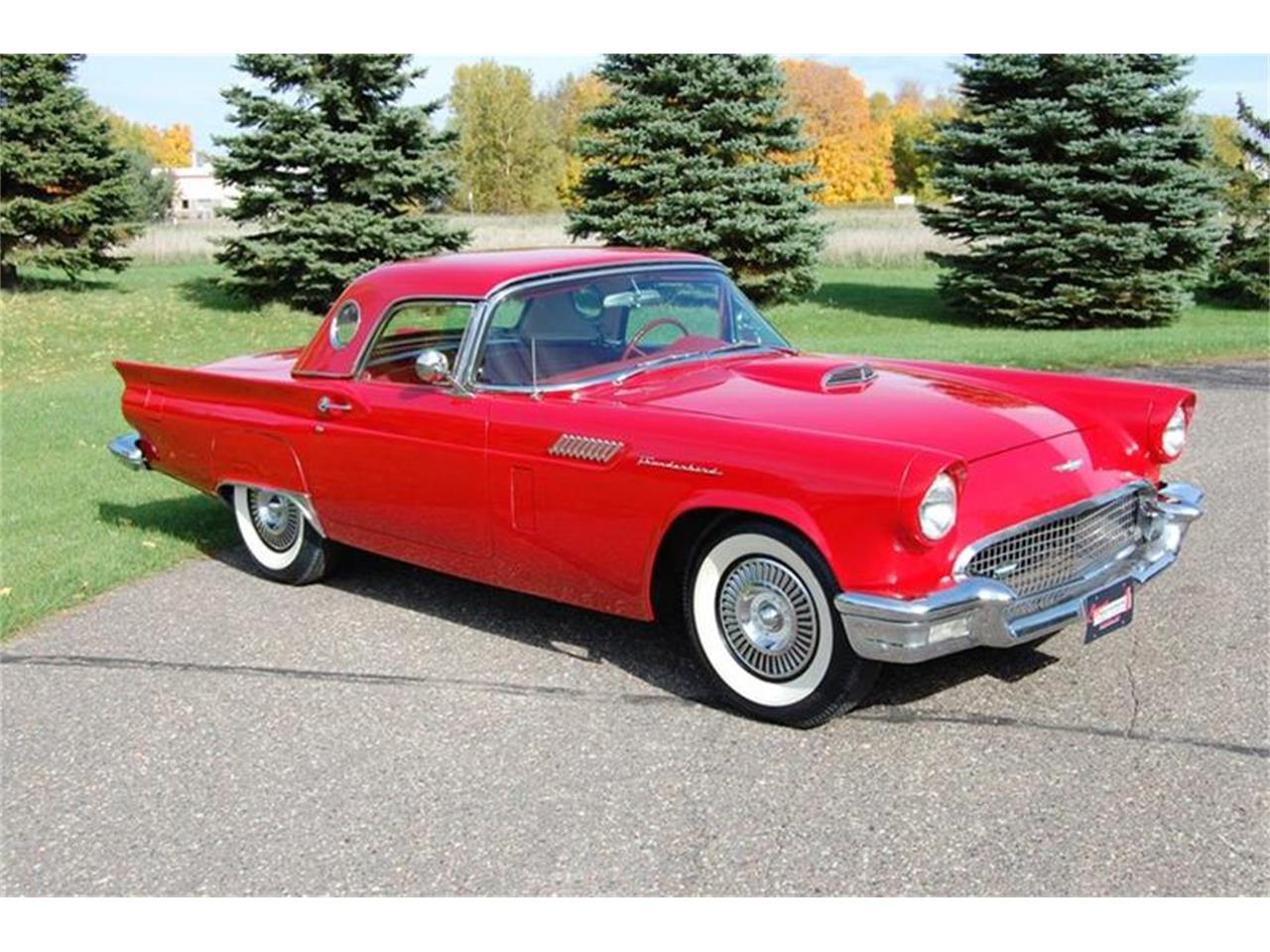 Large Picture of '57 Thunderbird located in Rogers Minnesota - ORW4