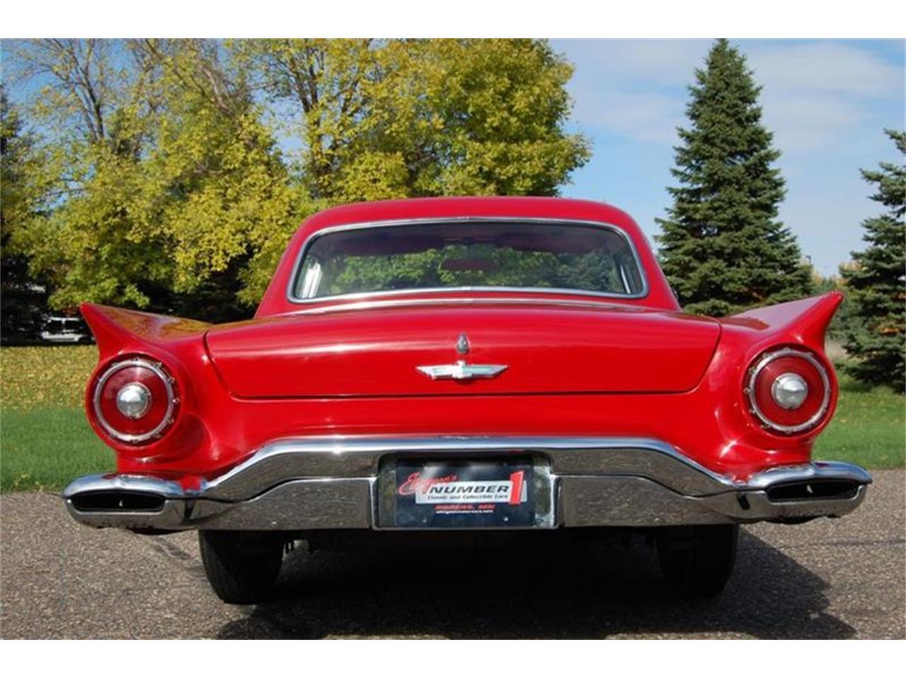 Large Picture of '57 Thunderbird - ORW4