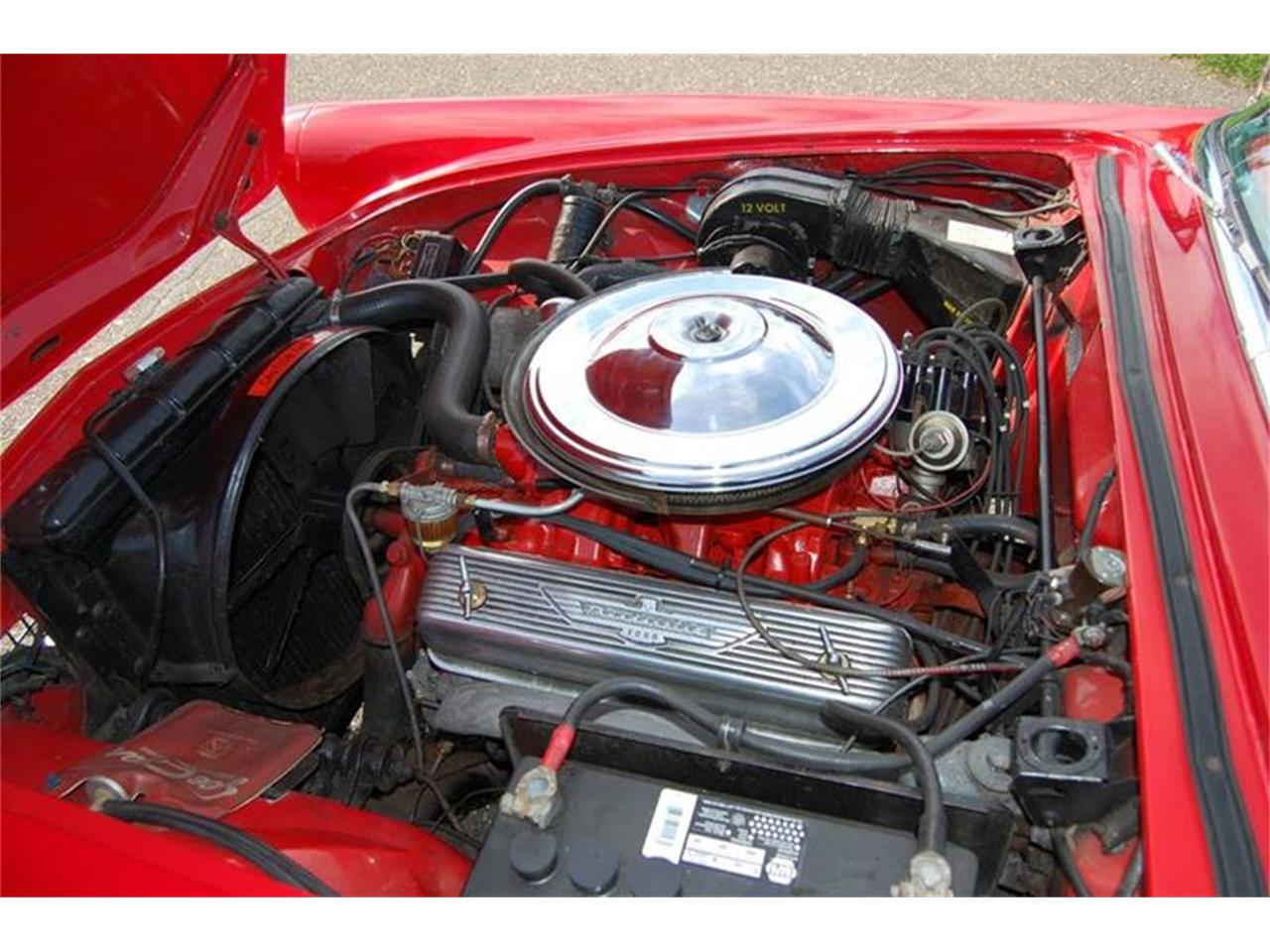 Large Picture of 1957 Ford Thunderbird Offered by Ellingson Motorcars - ORW4