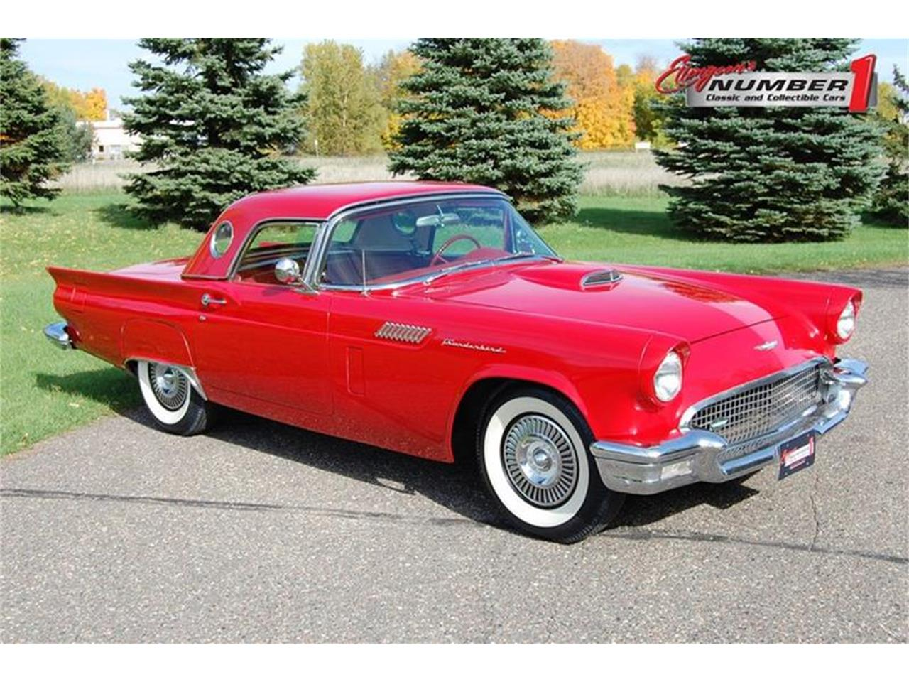 Large Picture of Classic '57 Ford Thunderbird - $37,950.00 - ORW4