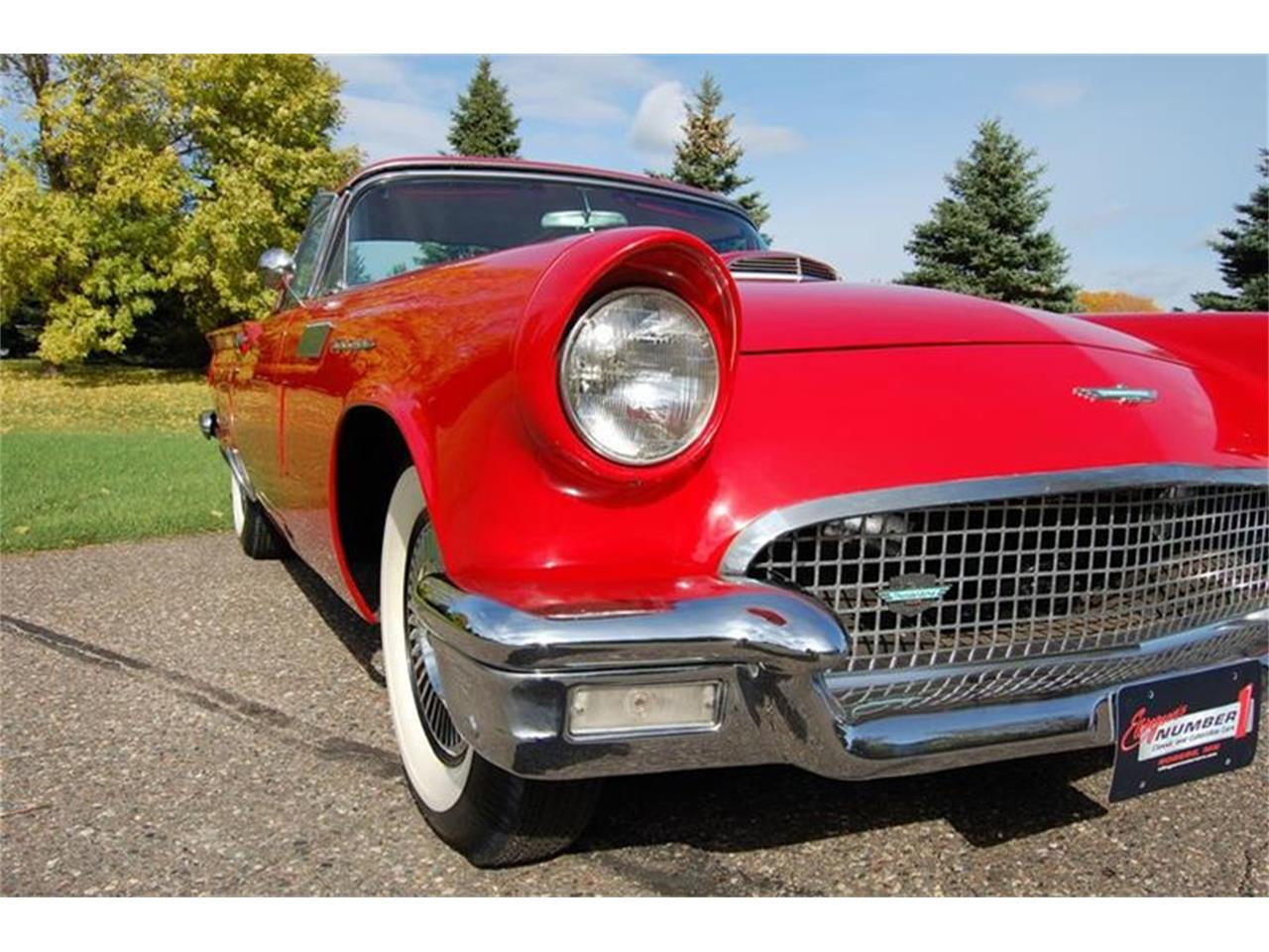 Large Picture of Classic '57 Ford Thunderbird - ORW4