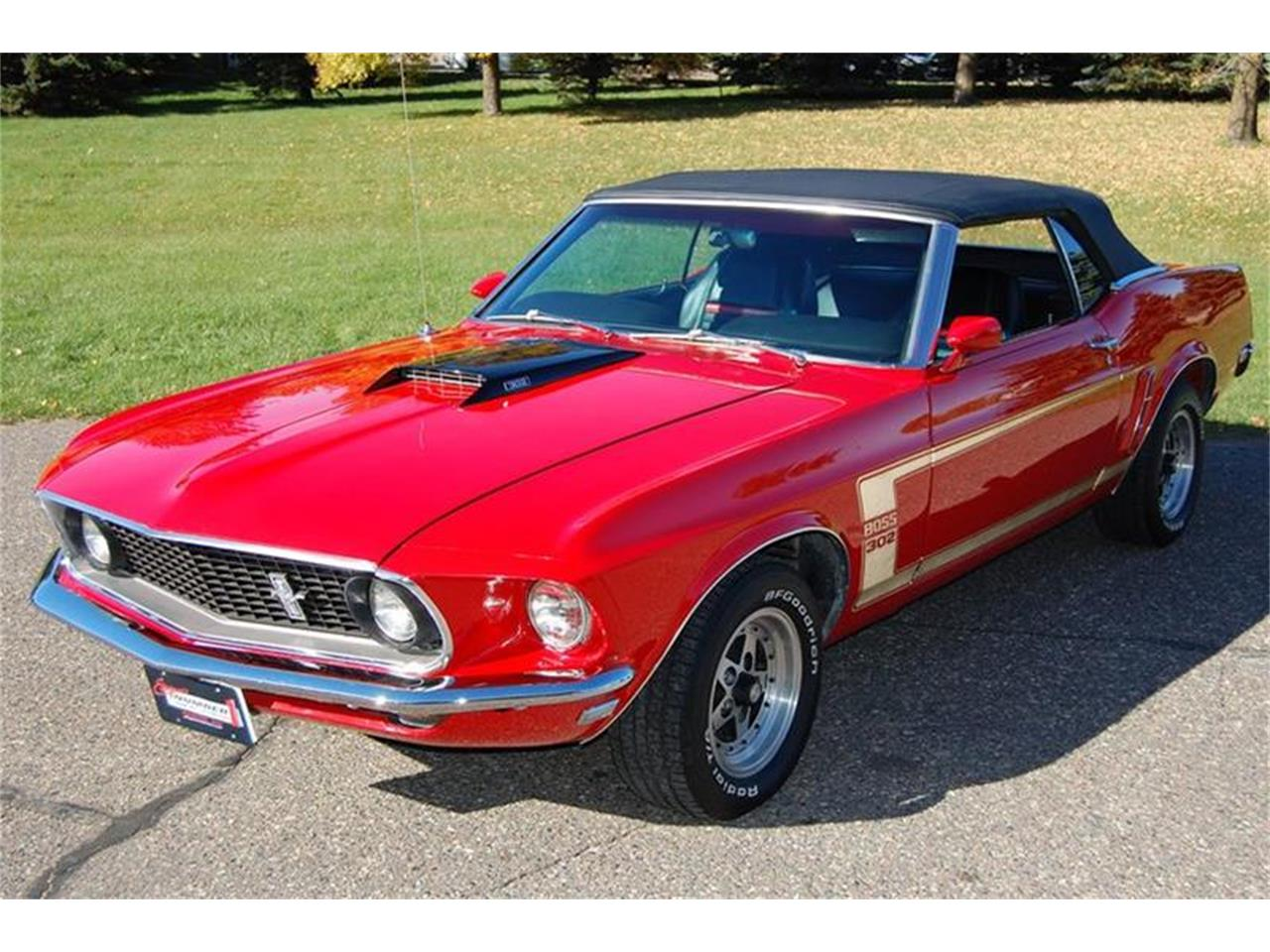Large Picture of '69 Mustang - ORW6