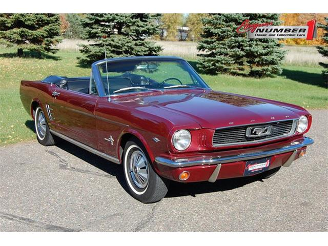Picture of '66 Mustang - ORW8