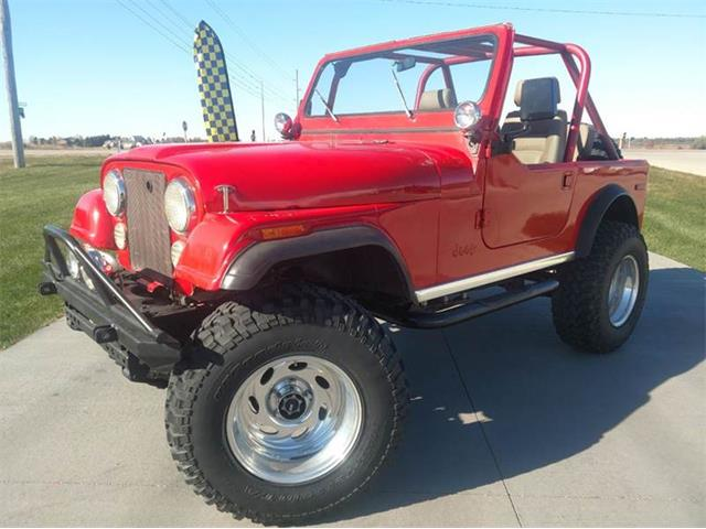 Picture of '80 CJ7 - ORWE