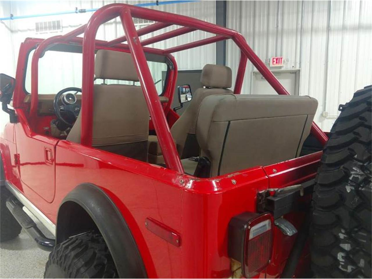 Large Picture of '80 CJ7 - ORWE