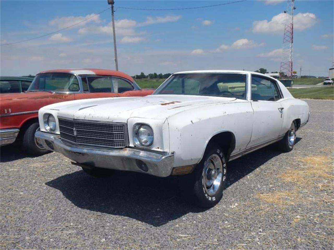 Large Picture of '70 Monte Carlo - ONSW