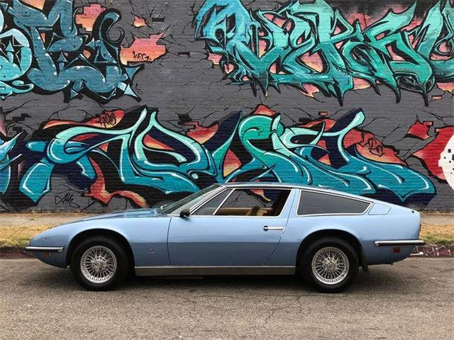 Picture of '70 Maserati Indy - $63,500.00 Offered by  - ORX9