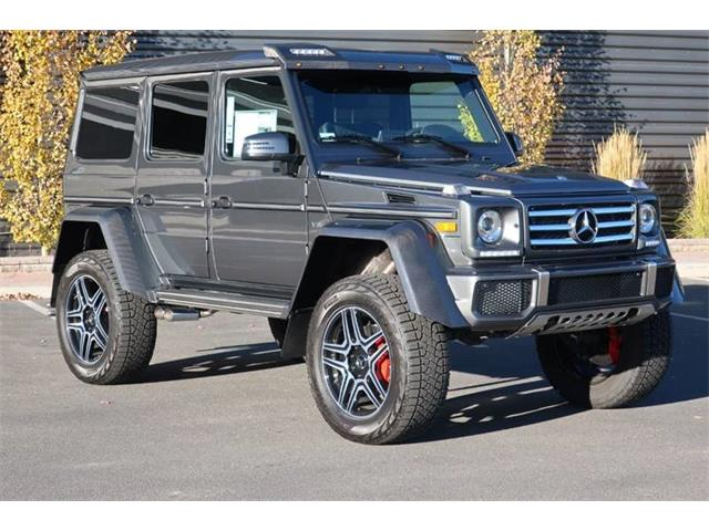 Picture of '18 G-Class - ORXJ