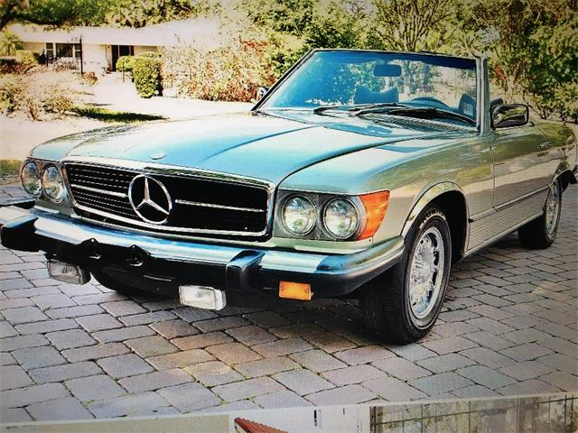 Picture of '76 450SL - ORXL