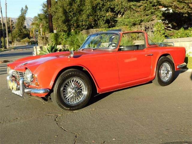 Picture of '62 TR4 - $29,000.00 - ORXR