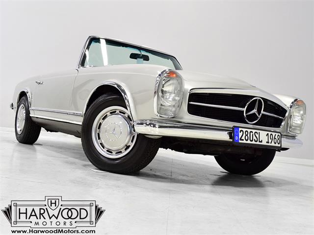 1968 Mercedes-Benz 280SL